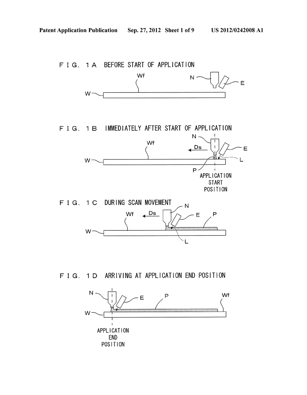 PATTERN FORMING METHOD AND PATTERN FORMING APPARATUS - diagram, schematic, and image 02