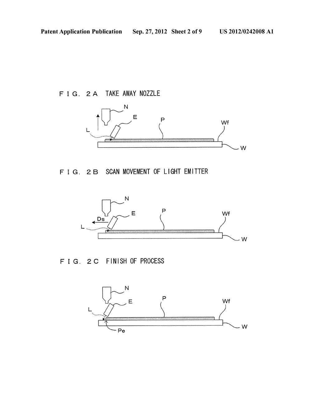 PATTERN FORMING METHOD AND PATTERN FORMING APPARATUS - diagram, schematic, and image 03