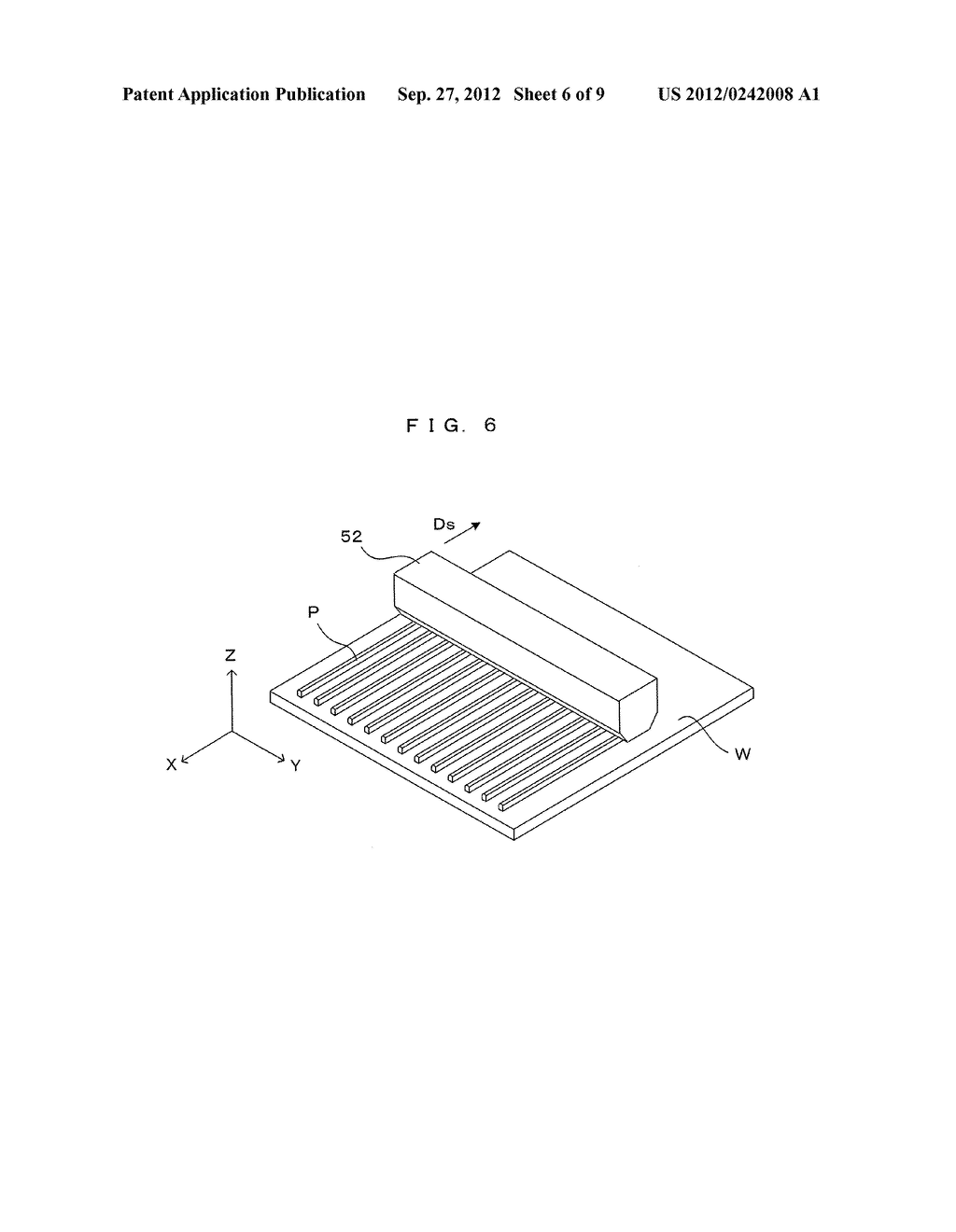 PATTERN FORMING METHOD AND PATTERN FORMING APPARATUS - diagram, schematic, and image 07