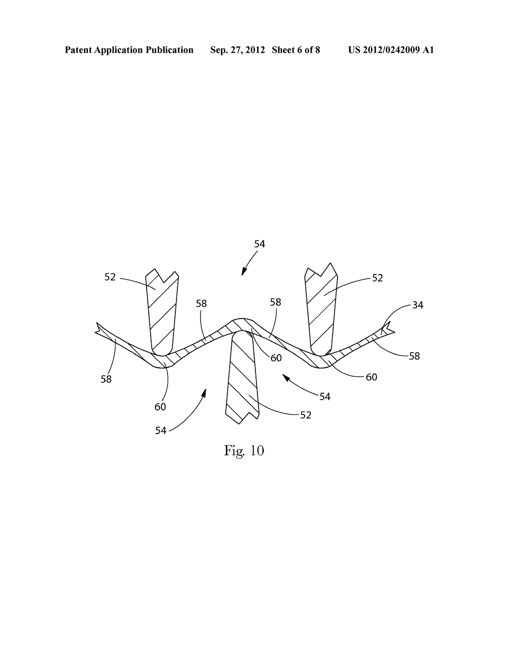 Method of producing color change in a substrate - diagram, schematic, and image 07