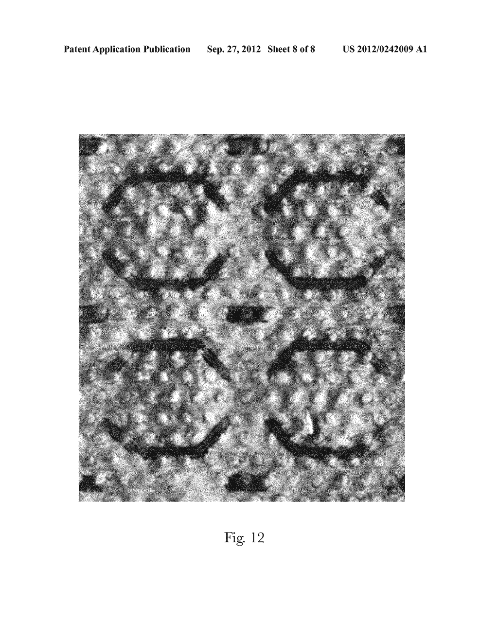 Method of producing color change in a substrate - diagram, schematic, and image 09
