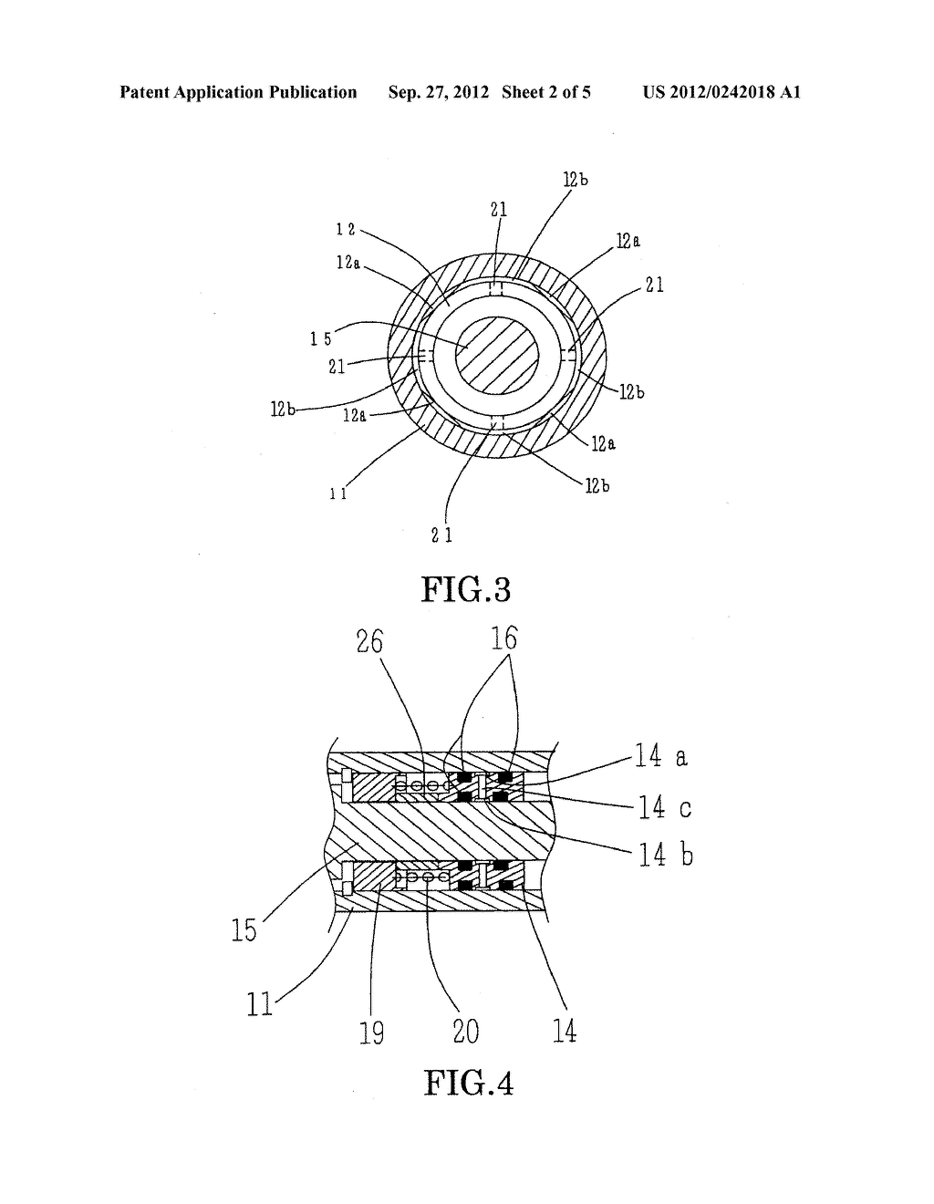 BUFFERING DEVICE FOR THE OPERATING MECHANISM OF A SWITCHGEAR, AND METHOD     OF LUBRICATION THEREOF - diagram, schematic, and image 03