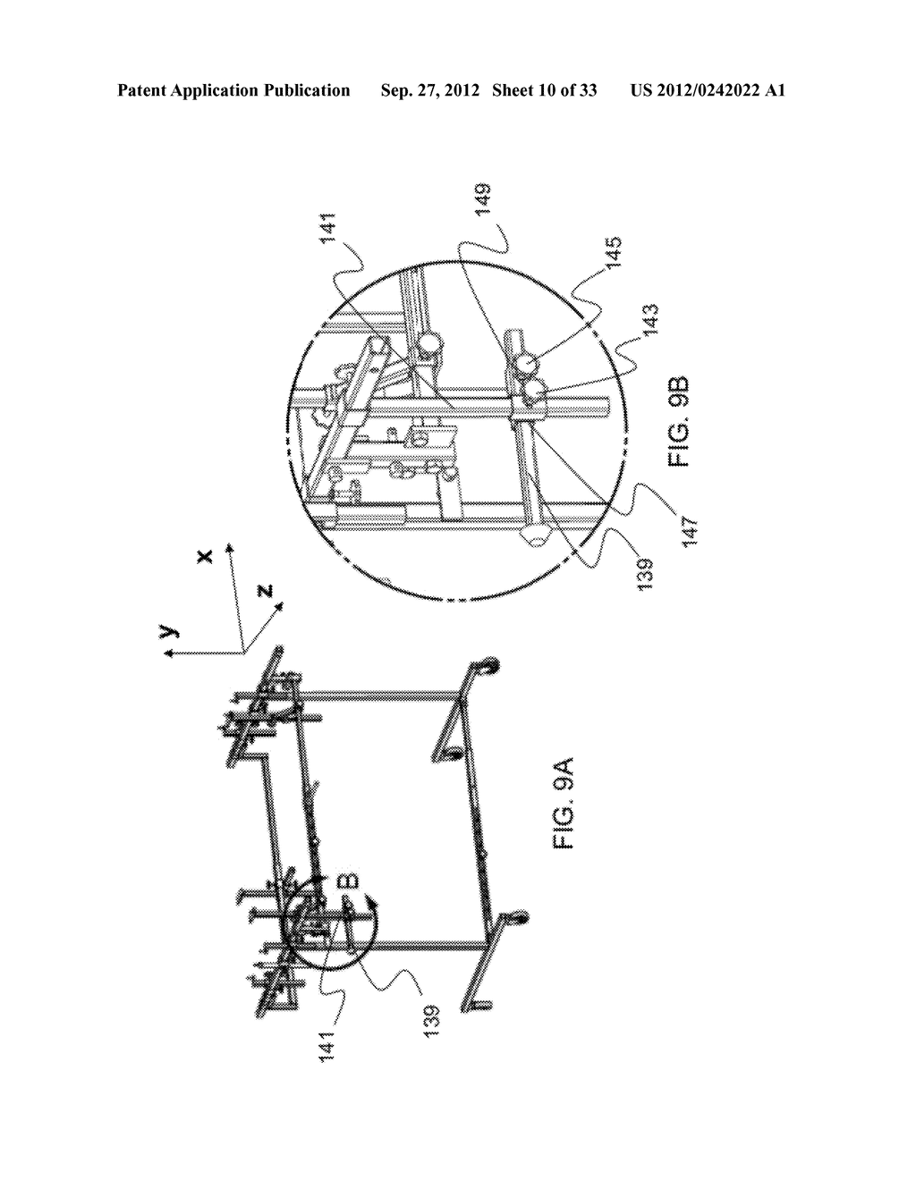 METHOD AND APPARATUS FOR VEHICLE REPAIR AND PAINTING - diagram, schematic, and image 11