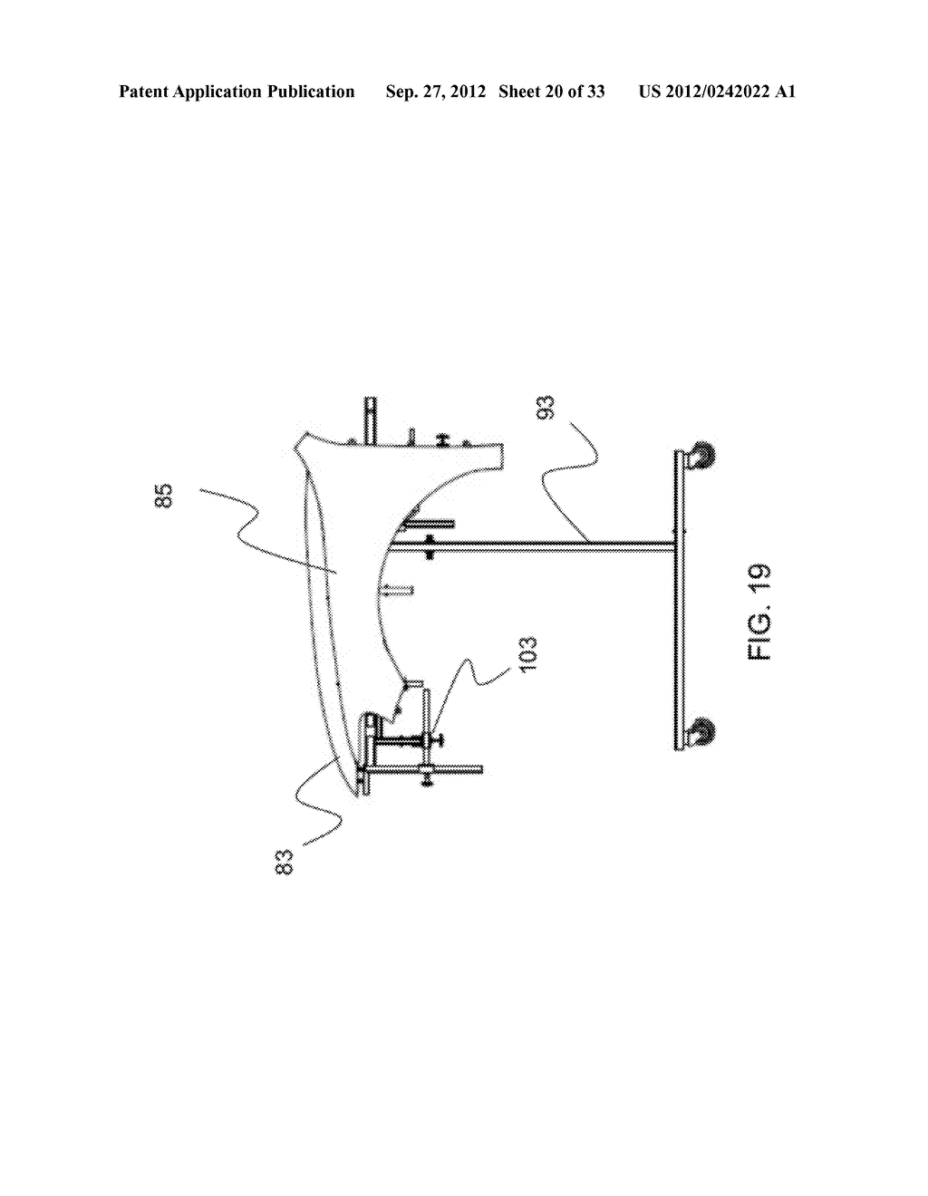 METHOD AND APPARATUS FOR VEHICLE REPAIR AND PAINTING - diagram, schematic, and image 21