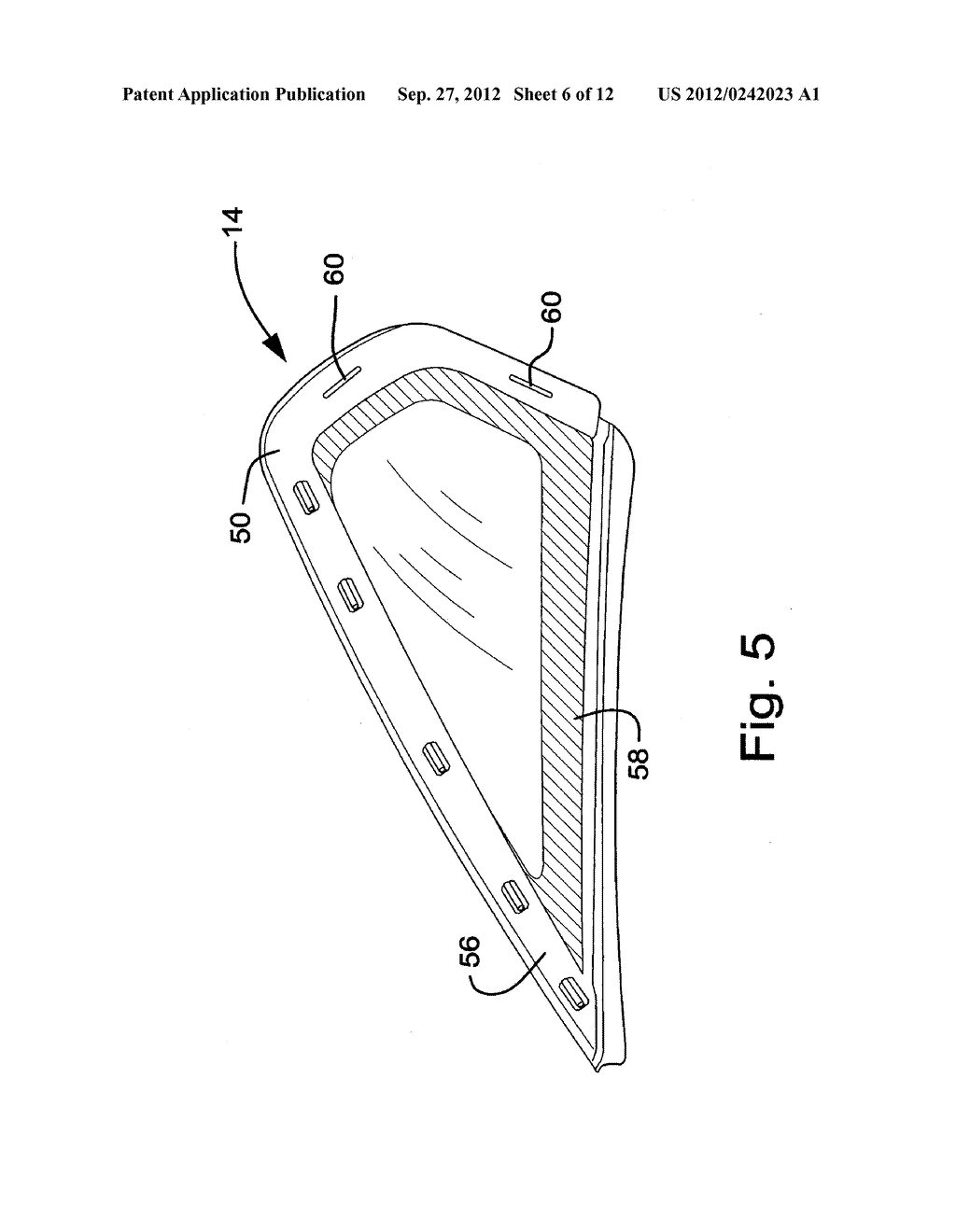DECORATIVE TRIM ASSEMBLY FIXTURE AND METHOD OF USING SAME - diagram, schematic, and image 07
