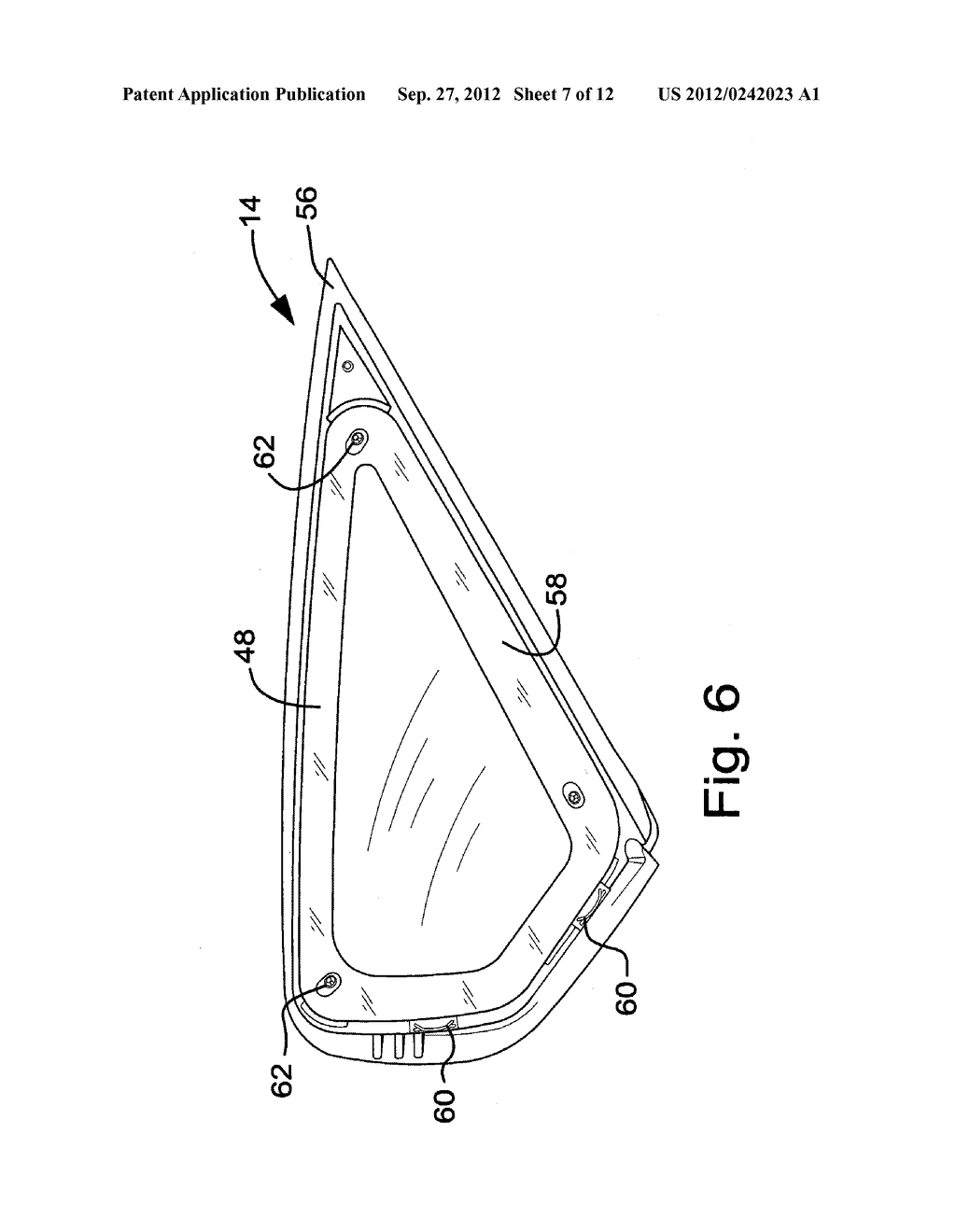 DECORATIVE TRIM ASSEMBLY FIXTURE AND METHOD OF USING SAME - diagram, schematic, and image 08