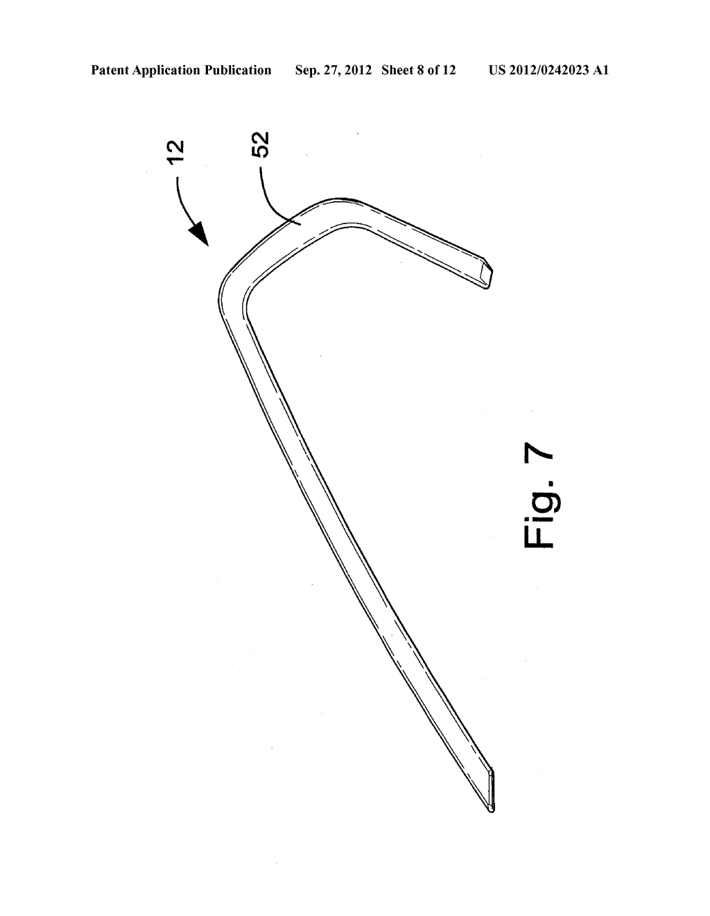 DECORATIVE TRIM ASSEMBLY FIXTURE AND METHOD OF USING SAME - diagram, schematic, and image 09