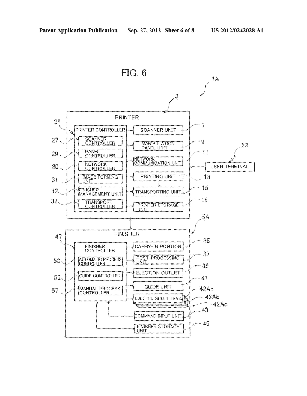 SHEET POST-PROCESSING APPARATUS AND SHEET POST-PROCESSING SYSTEM - diagram, schematic, and image 07