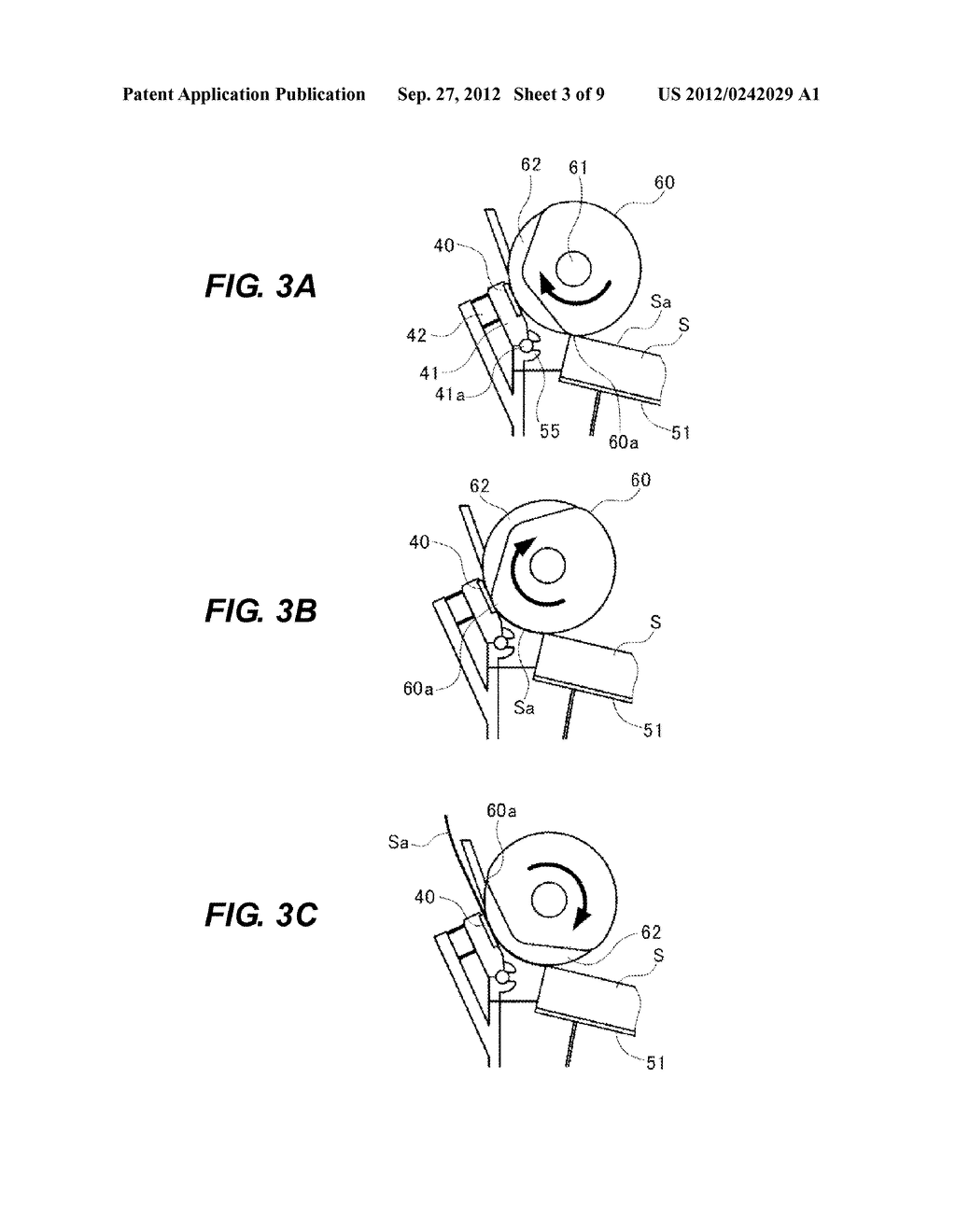 SHEET CONVEYING APPARATUS AND IMAGE FORMING APPARATUS - diagram, schematic, and image 04