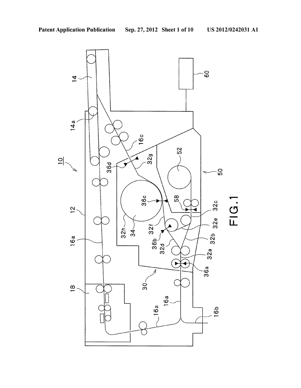 PAPER-SHEET HANDLING APPARATUS AND PAPER-SHEET HANDLING METHOD - diagram, schematic, and image 02