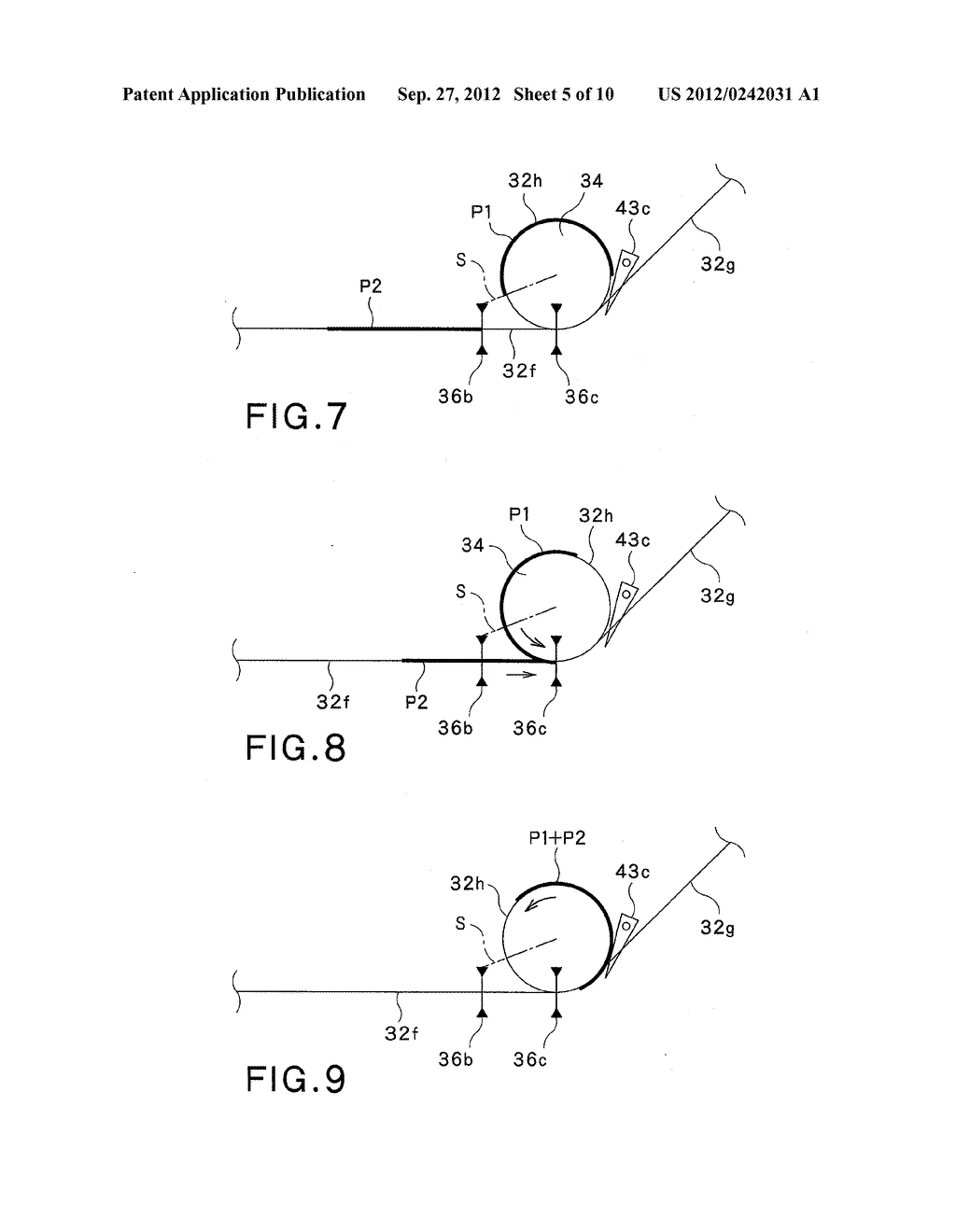 PAPER-SHEET HANDLING APPARATUS AND PAPER-SHEET HANDLING METHOD - diagram, schematic, and image 06