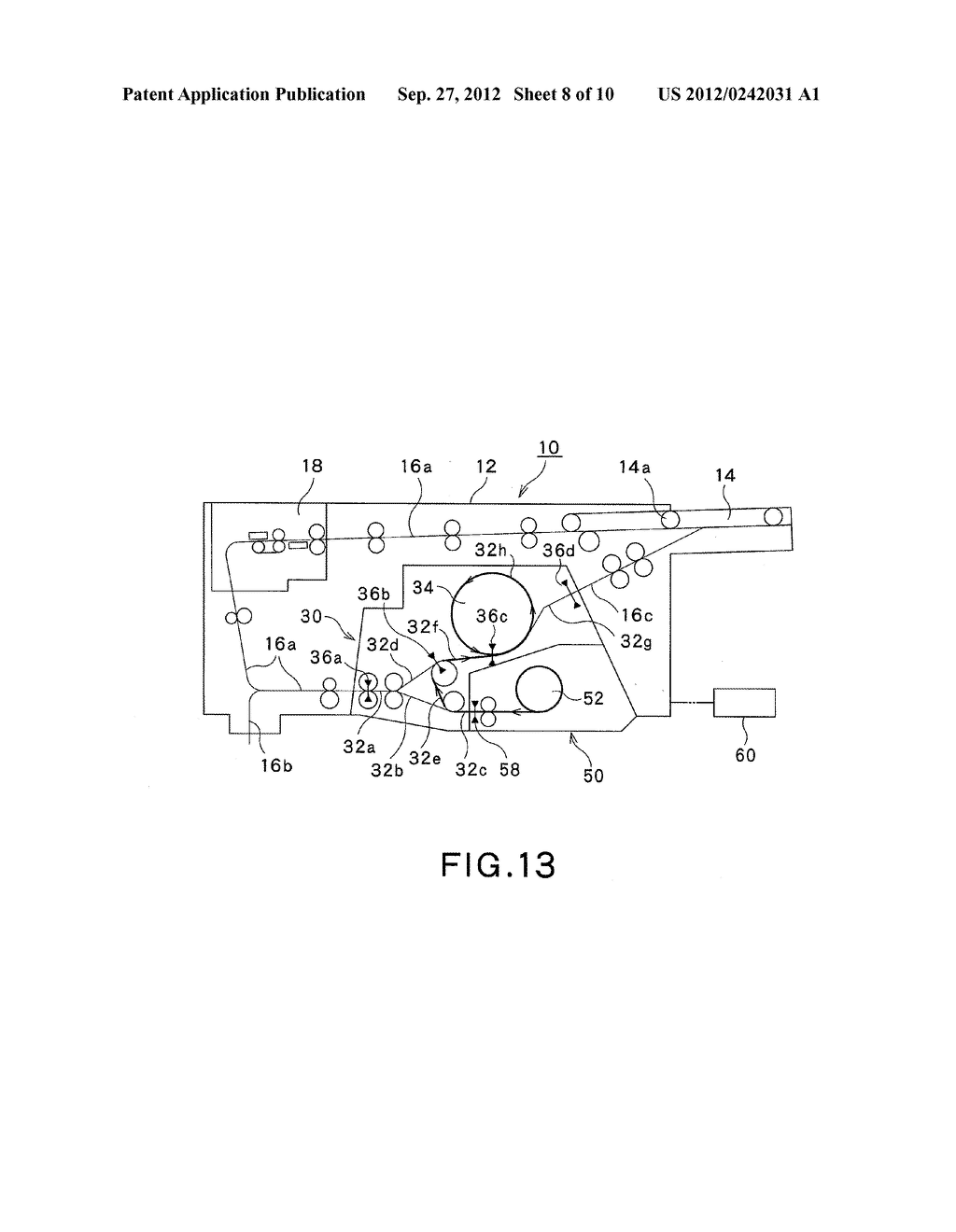PAPER-SHEET HANDLING APPARATUS AND PAPER-SHEET HANDLING METHOD - diagram, schematic, and image 09
