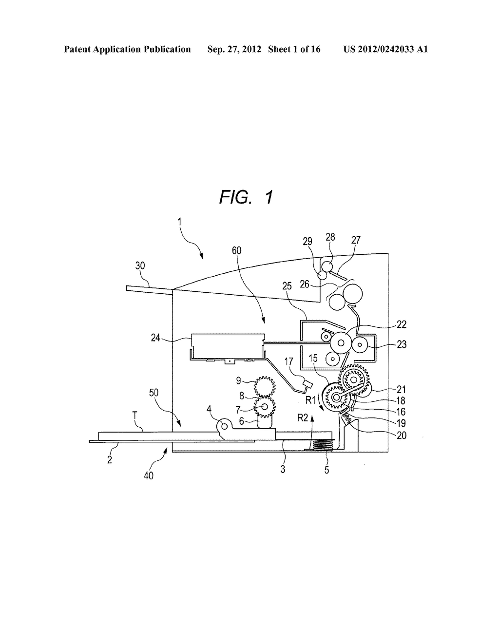 SHEET FEEDING APPARATUS AND IMAGE FORMING APPARATUS - diagram, schematic, and image 02