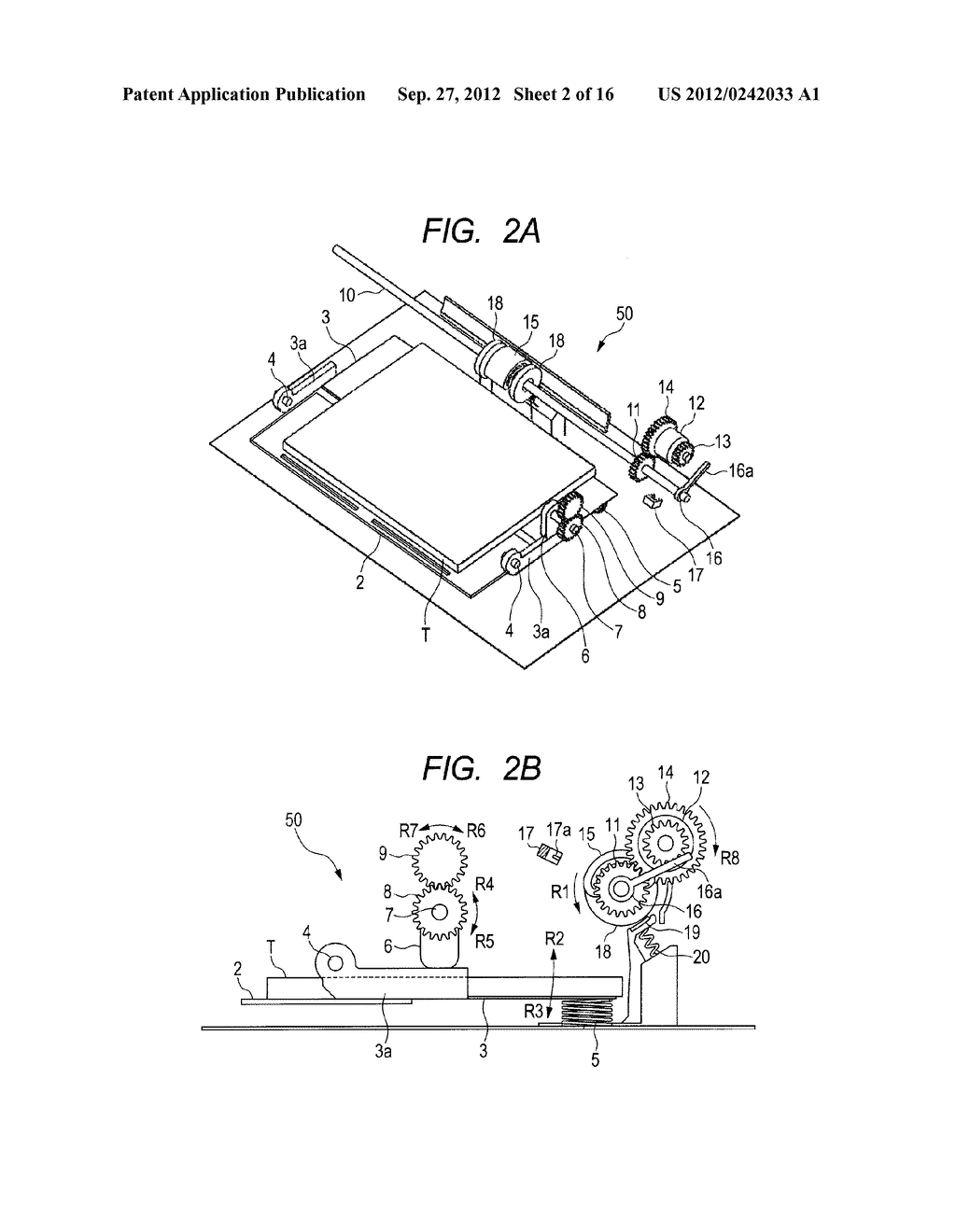 SHEET FEEDING APPARATUS AND IMAGE FORMING APPARATUS - diagram, schematic, and image 03