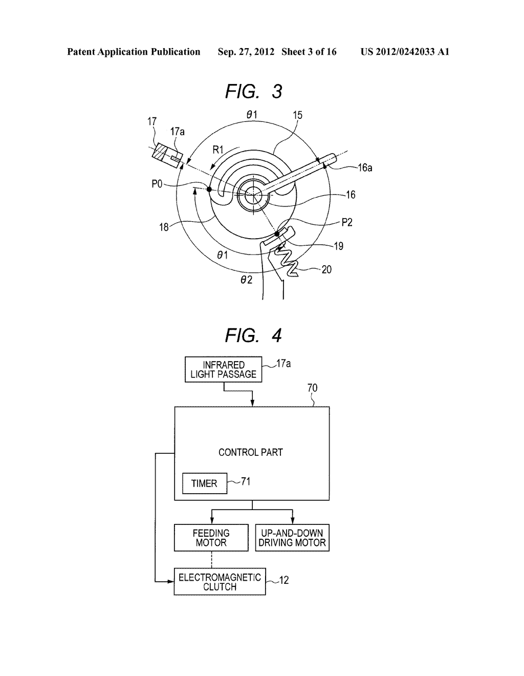 SHEET FEEDING APPARATUS AND IMAGE FORMING APPARATUS - diagram, schematic, and image 04