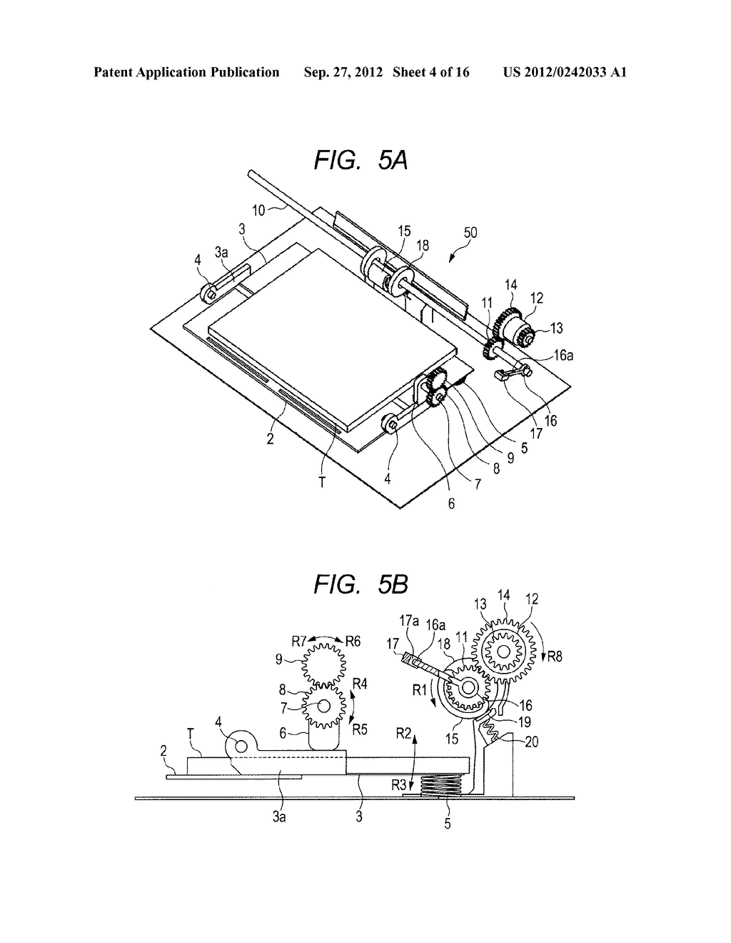 SHEET FEEDING APPARATUS AND IMAGE FORMING APPARATUS - diagram, schematic, and image 05