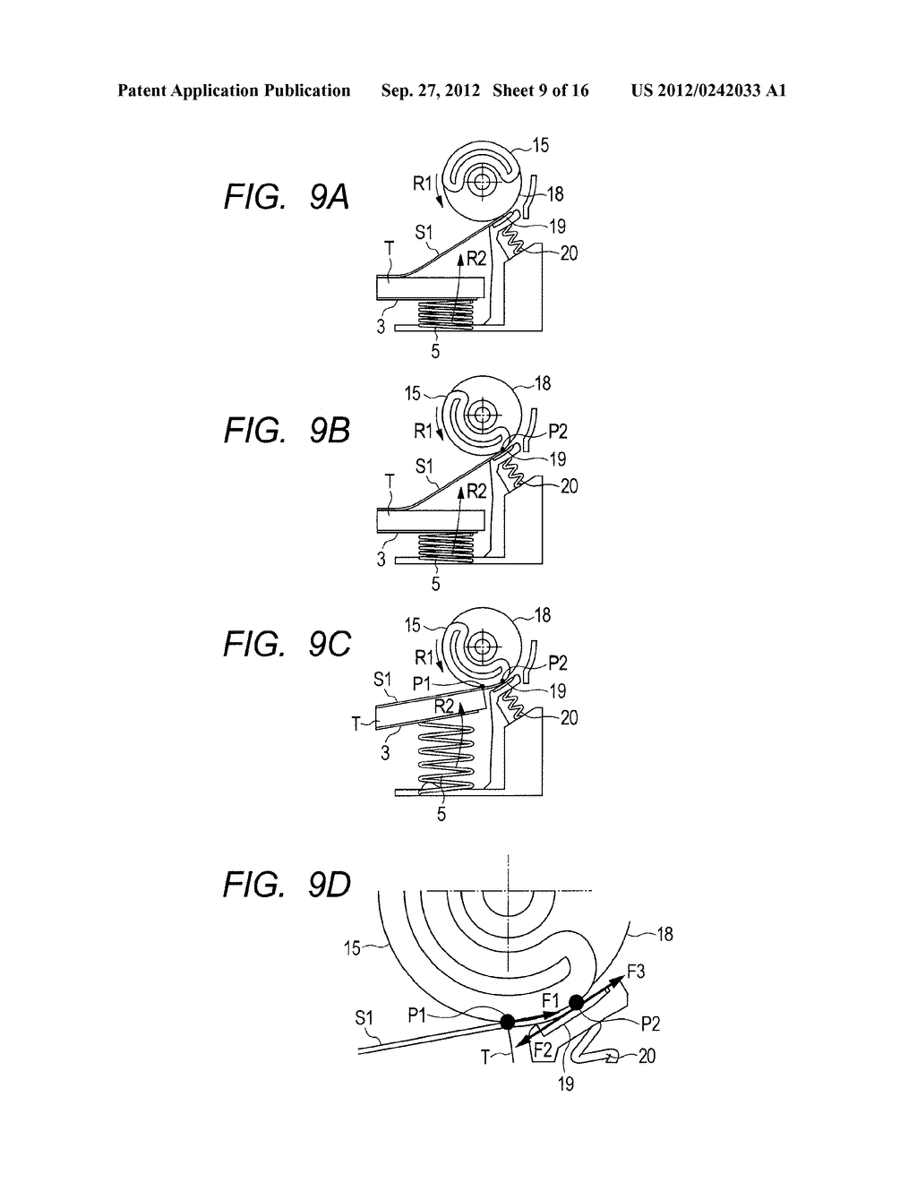SHEET FEEDING APPARATUS AND IMAGE FORMING APPARATUS - diagram, schematic, and image 10