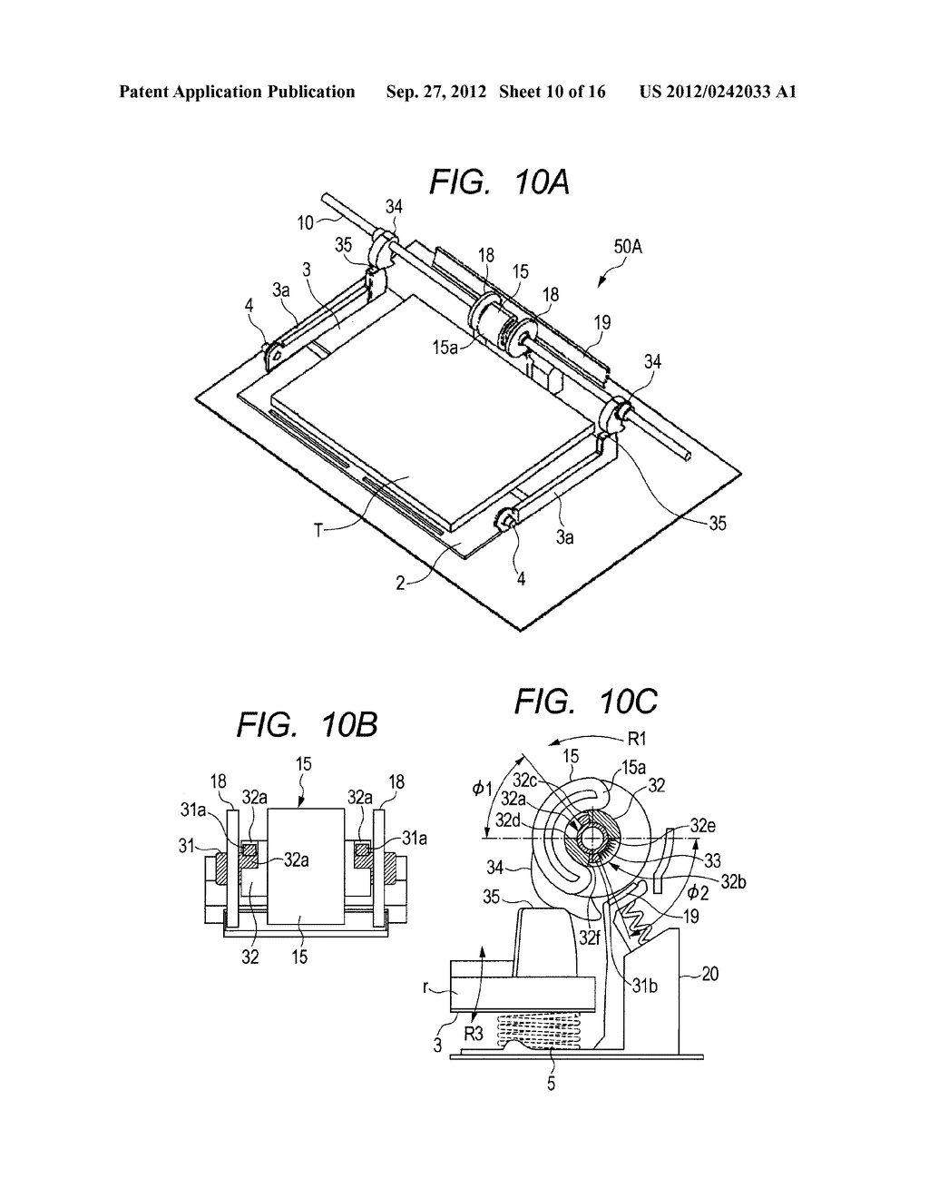 SHEET FEEDING APPARATUS AND IMAGE FORMING APPARATUS - diagram, schematic, and image 11