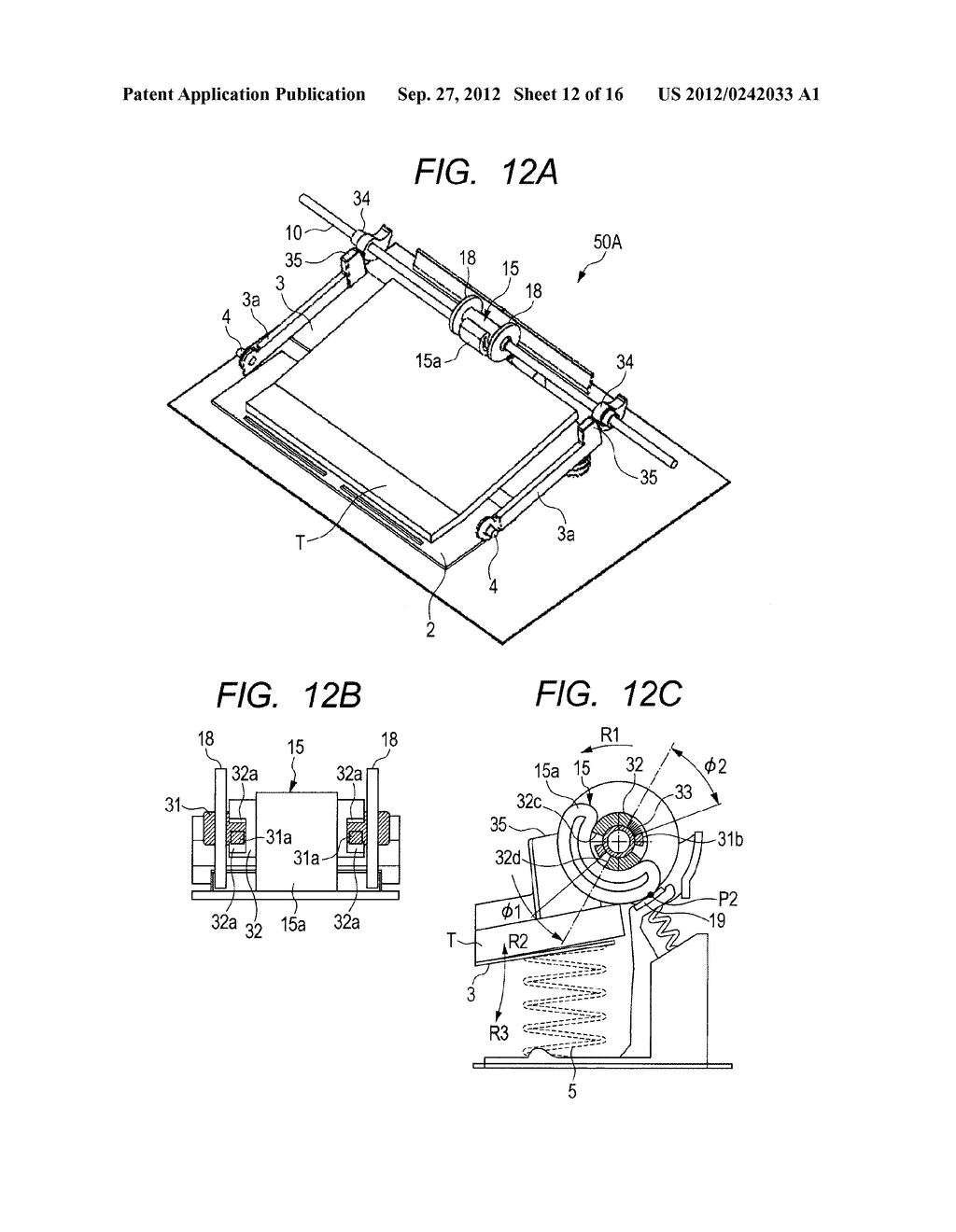 SHEET FEEDING APPARATUS AND IMAGE FORMING APPARATUS - diagram, schematic, and image 13