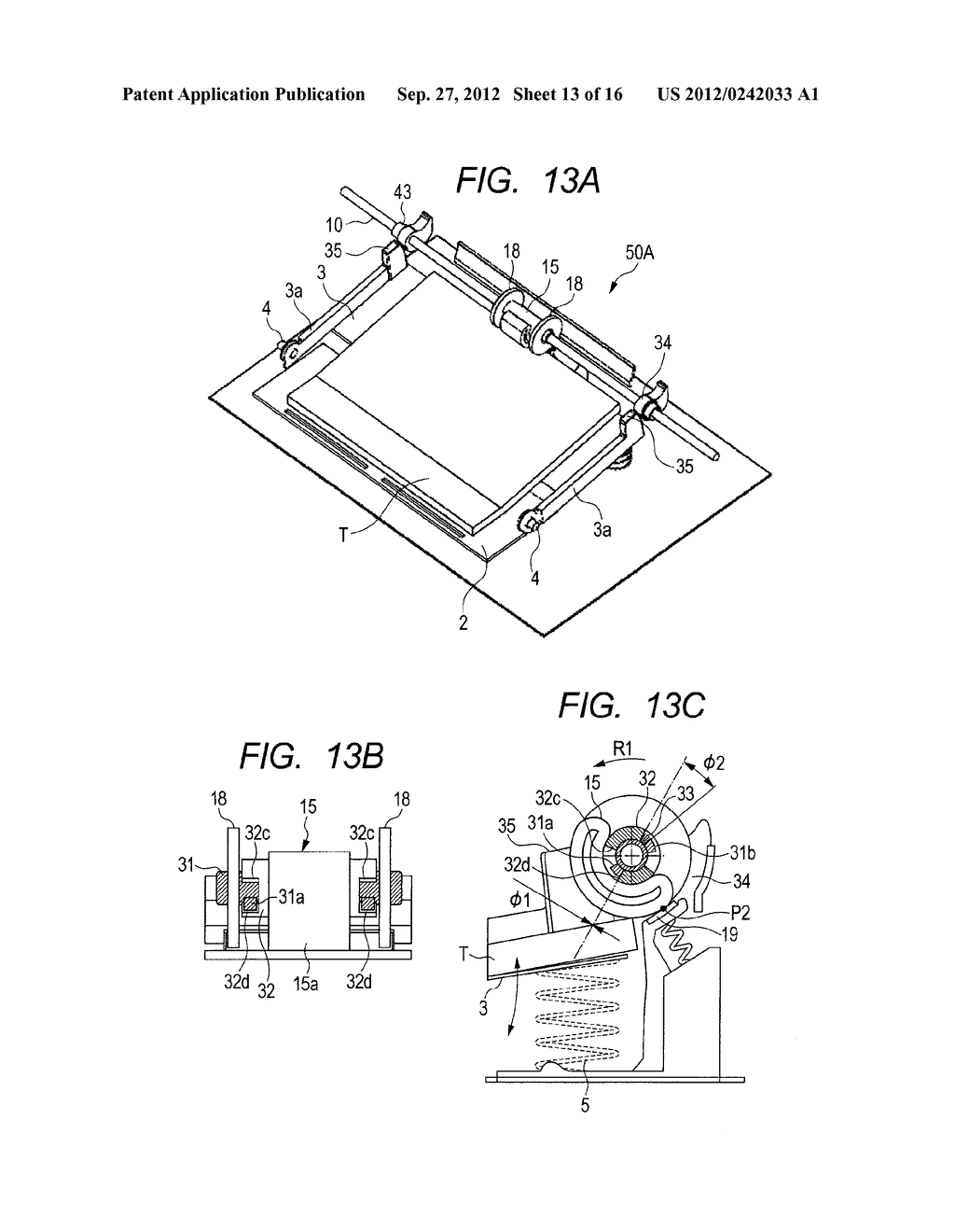SHEET FEEDING APPARATUS AND IMAGE FORMING APPARATUS - diagram, schematic, and image 14