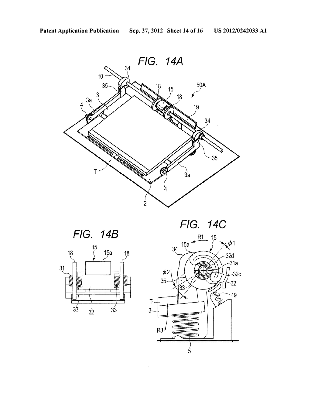 SHEET FEEDING APPARATUS AND IMAGE FORMING APPARATUS - diagram, schematic, and image 15