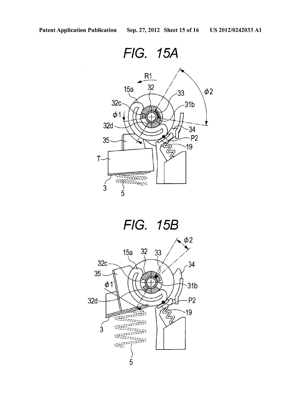 SHEET FEEDING APPARATUS AND IMAGE FORMING APPARATUS - diagram, schematic, and image 16