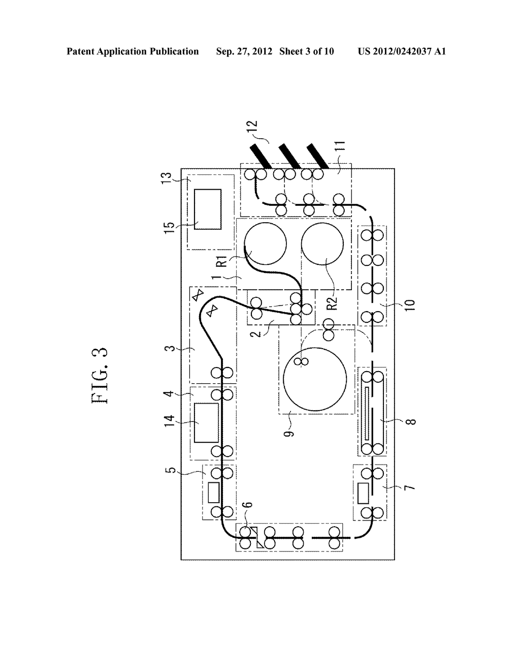 SHEET CONVEYANCE APPARATUS AND PRINTING APPARATUS - diagram, schematic, and image 04