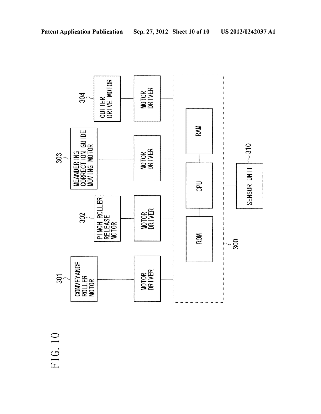 SHEET CONVEYANCE APPARATUS AND PRINTING APPARATUS - diagram, schematic, and image 11