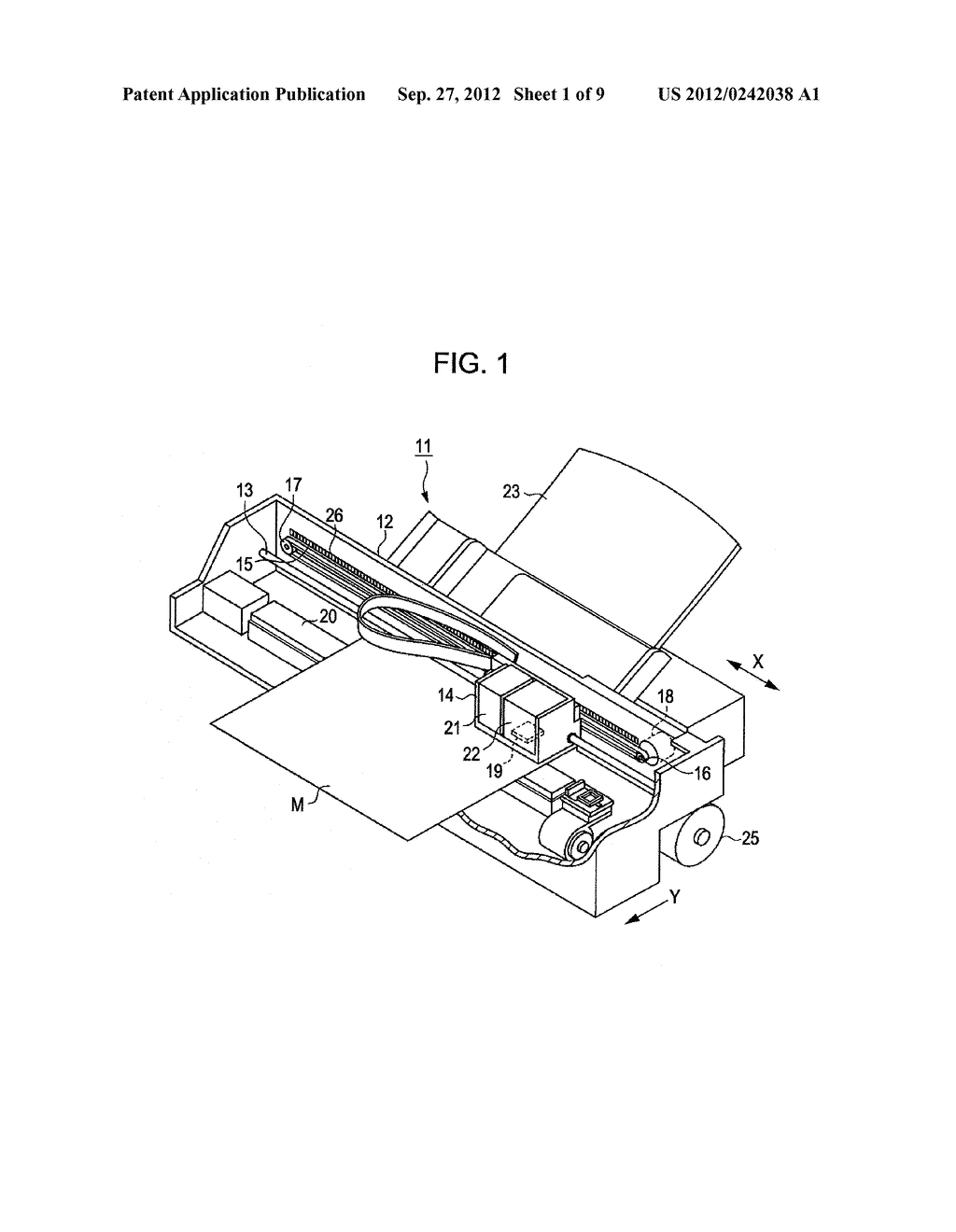 PRINTING APPARATUS AND PRINTING METHOD - diagram, schematic, and image 02