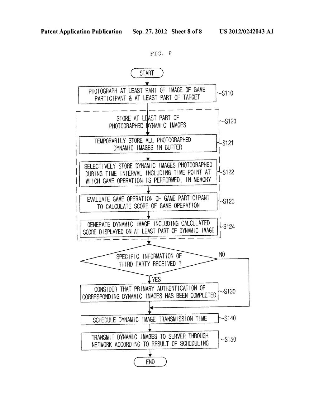 GAME APPARATUS AND GAME DATA AUTHENTICATION METHOD THEREOF - diagram, schematic, and image 09