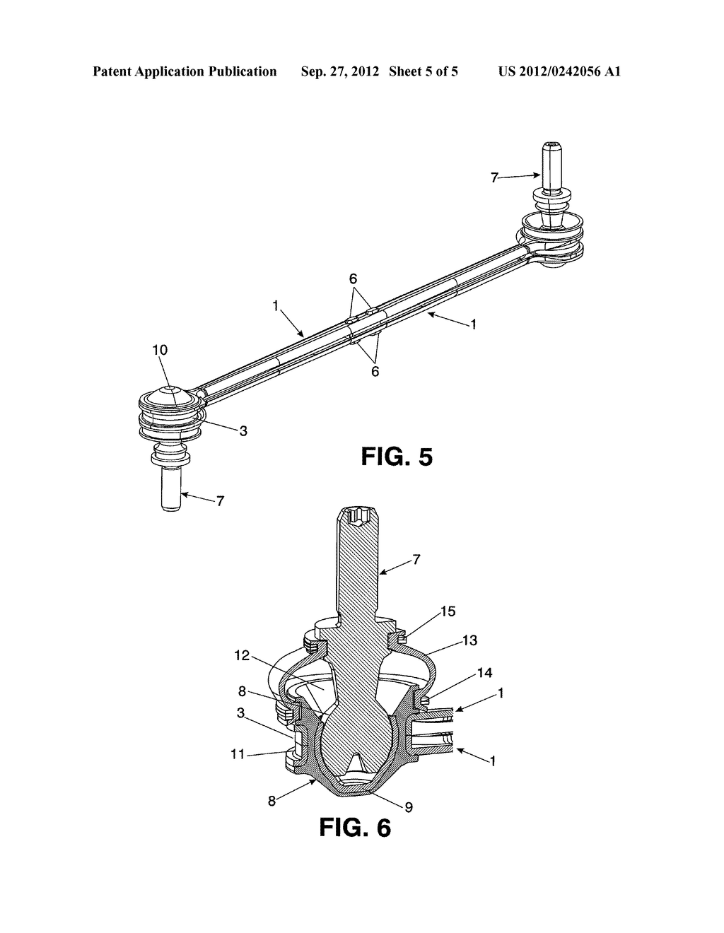 STABILIZER LINK FOR A VEHICLE SUSPENSION AND METHOD FOR OBTAINING IT - diagram, schematic, and image 06