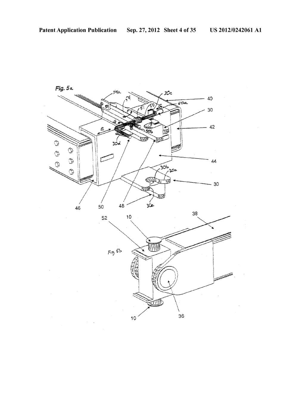 ROLL COUPLING TRAILER HITCH ASSEMBLY - diagram, schematic, and image 05