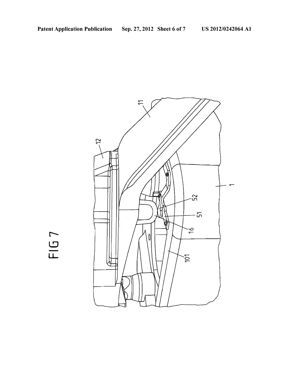 VEHICLE  STEERING WHEEL - diagram, schematic, and image 07