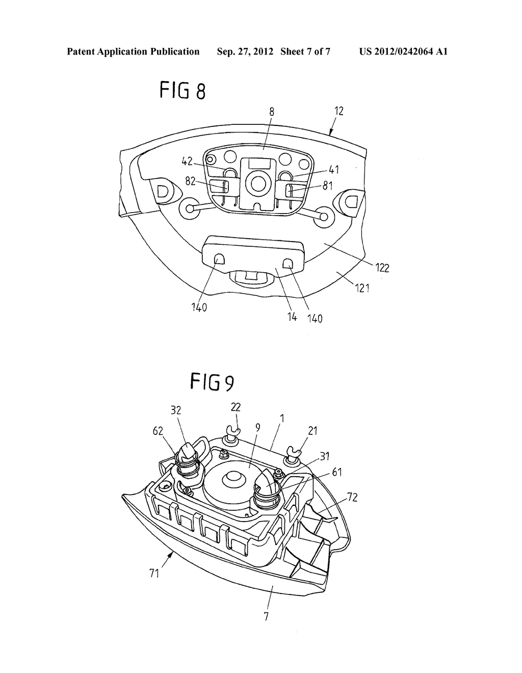 VEHICLE  STEERING WHEEL - diagram, schematic, and image 08