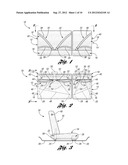 VEHICLE SEAT REAR FLOOR LATCH AND SEAT POSITIONER ASSEMBLY diagram and image