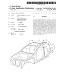 VEHICLE STRUCTURE BODY diagram and image