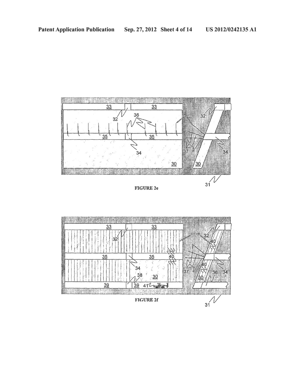 METHOD OF UNDERGROUND ROCK BLASTING - diagram, schematic, and image 05