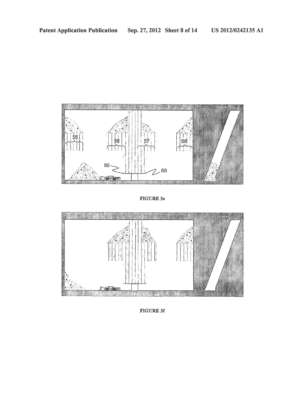 METHOD OF UNDERGROUND ROCK BLASTING - diagram, schematic, and image 09