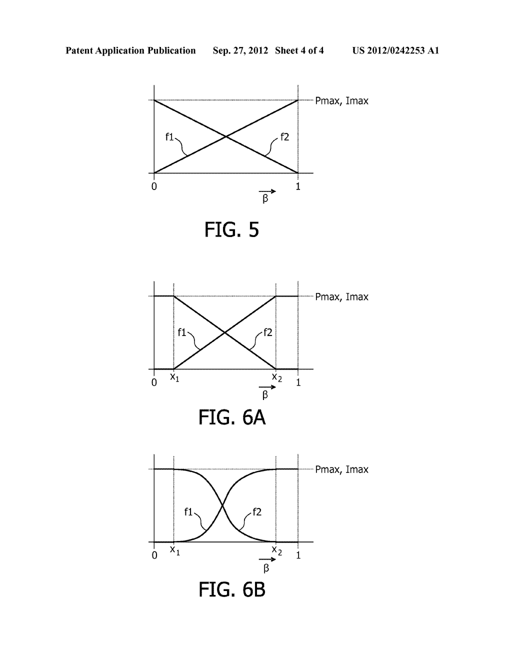 METHOD AND DEVICE FOR DRIVING A FLUORESCENT LAMP - diagram, schematic, and image 05