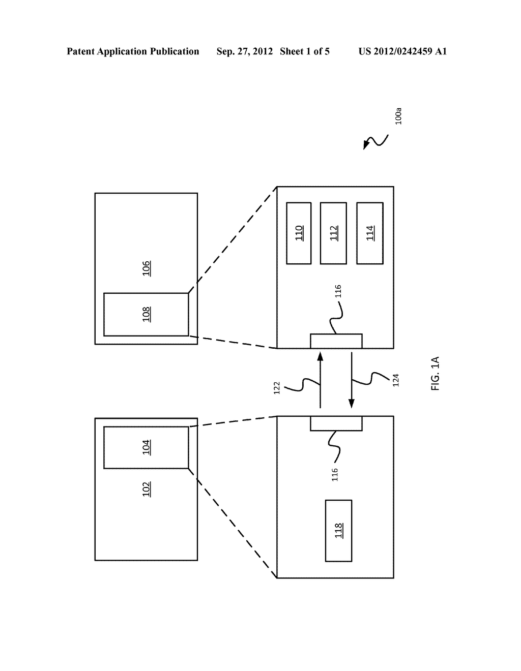 INTERROGATING AN AUTHENTICATION DEVICE - diagram, schematic, and image 02