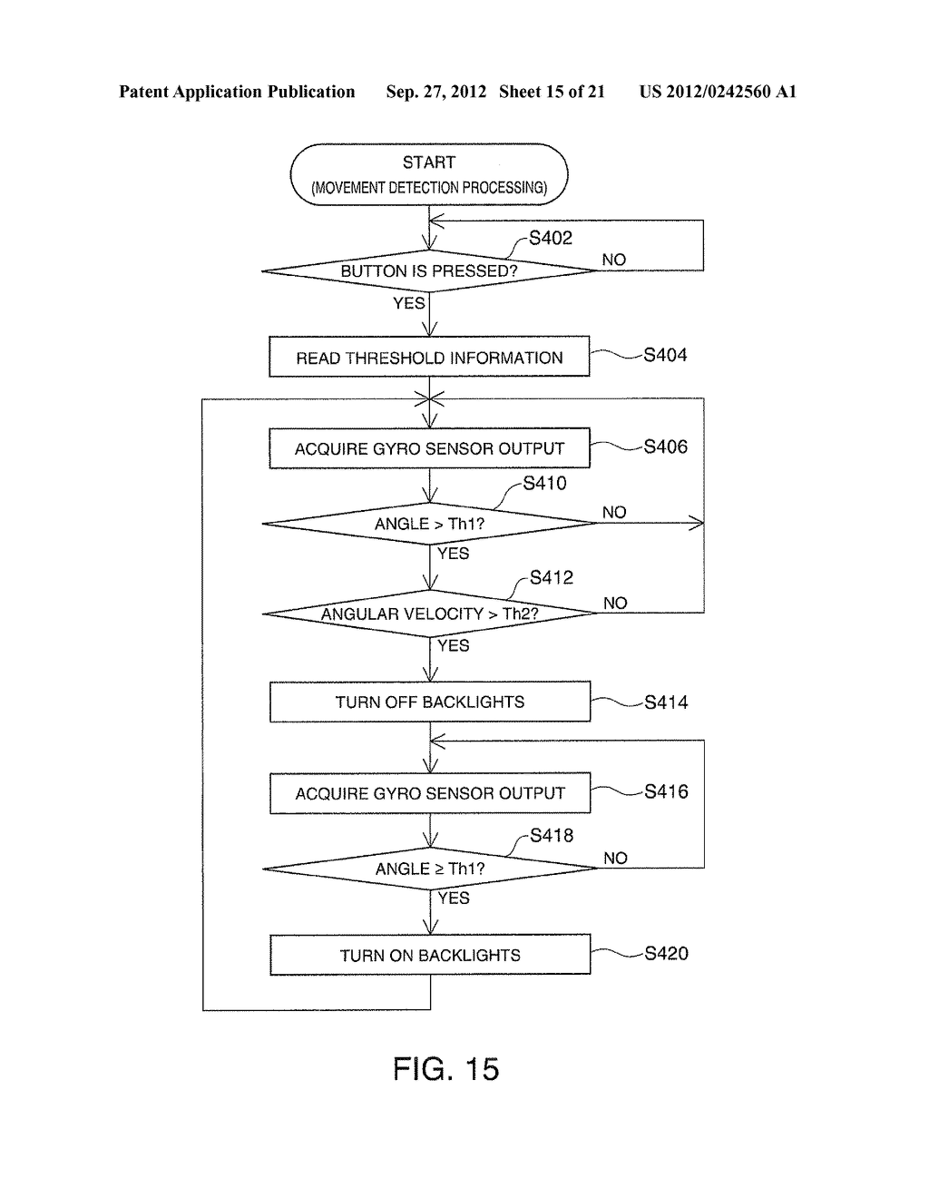 HEAD-MOUNTED DISPLAY DEVICE AND CONTROL METHOD FOR THE HEAD-MOUNTED     DISPLAY DEVICE - diagram, schematic, and image 16