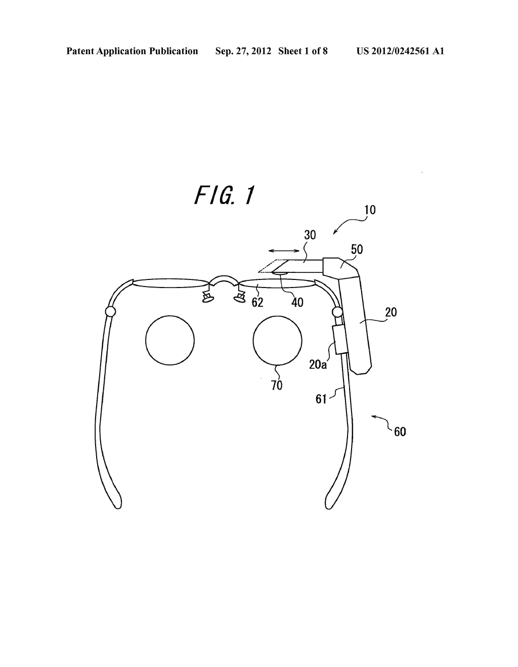 Head-Mounted Display Device - diagram, schematic, and image 02