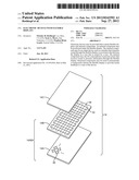 ELECTRONIC DEVICES WITH FLEXIBLE DISPLAYS diagram and image