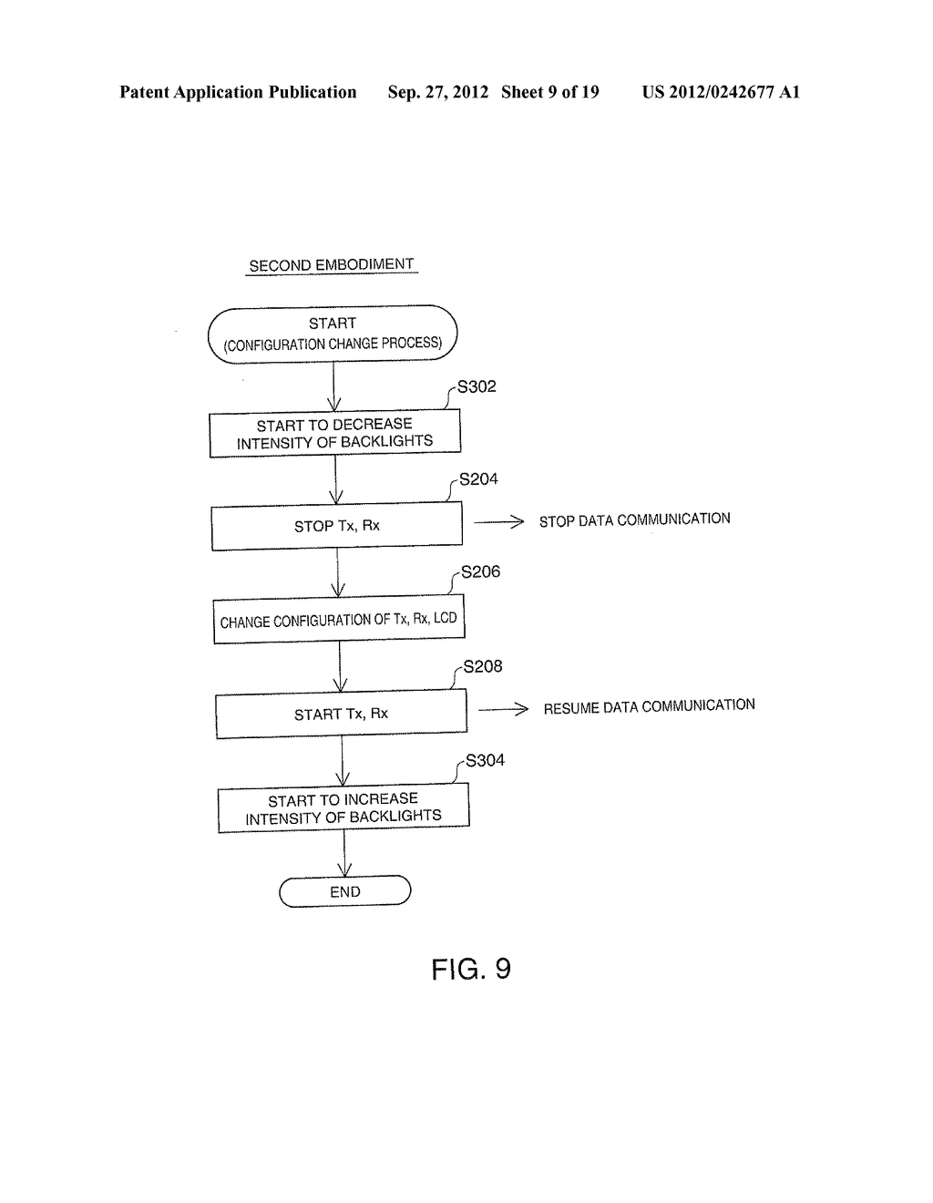 HEAD-MOUNT TYPE DISPLAY DEVICE AND METHOD OF CONTROLLING HEAD-MOUNT TYPE     DISPLAY DEVICE - diagram, schematic, and image 10