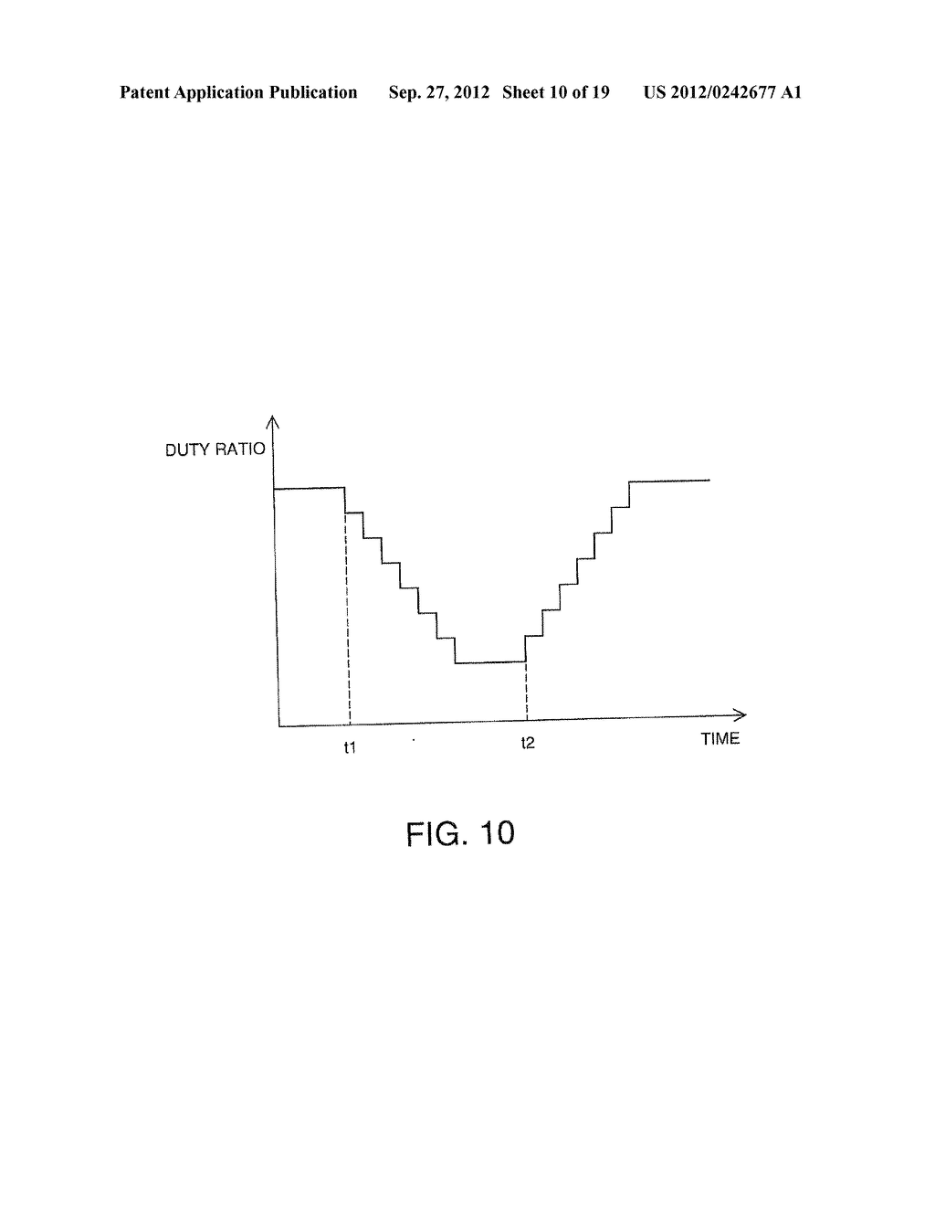 HEAD-MOUNT TYPE DISPLAY DEVICE AND METHOD OF CONTROLLING HEAD-MOUNT TYPE     DISPLAY DEVICE - diagram, schematic, and image 11