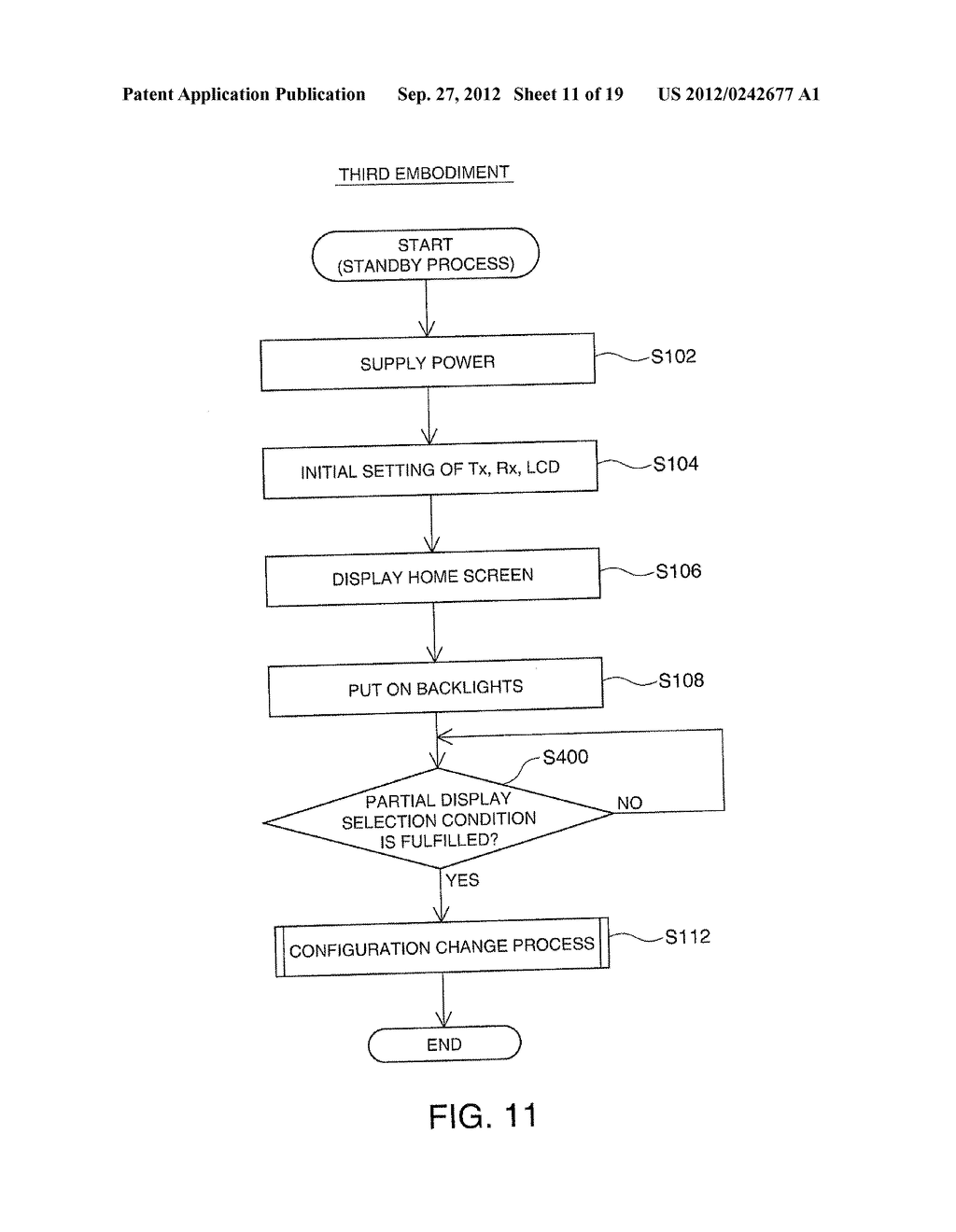HEAD-MOUNT TYPE DISPLAY DEVICE AND METHOD OF CONTROLLING HEAD-MOUNT TYPE     DISPLAY DEVICE - diagram, schematic, and image 12
