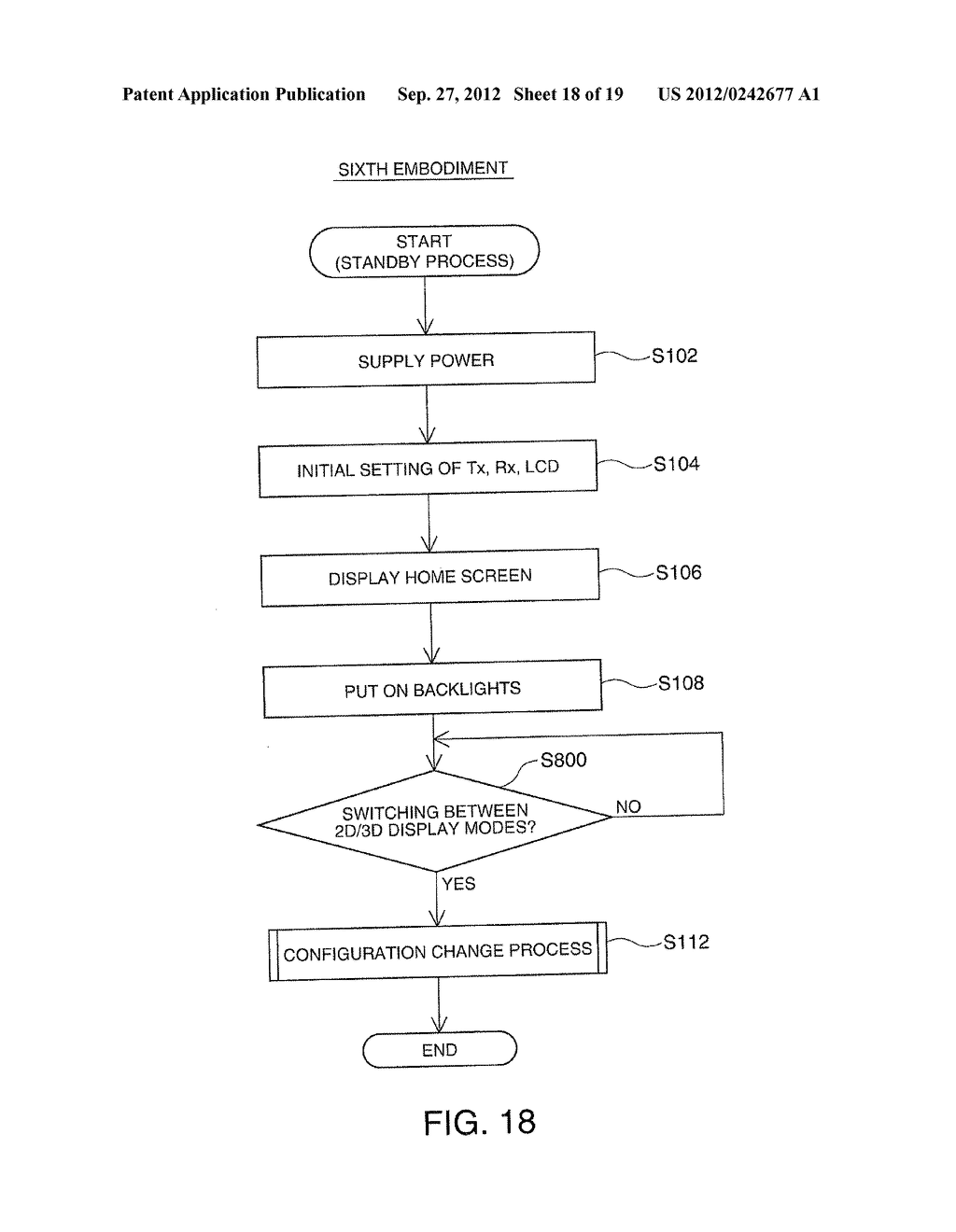 HEAD-MOUNT TYPE DISPLAY DEVICE AND METHOD OF CONTROLLING HEAD-MOUNT TYPE     DISPLAY DEVICE - diagram, schematic, and image 19