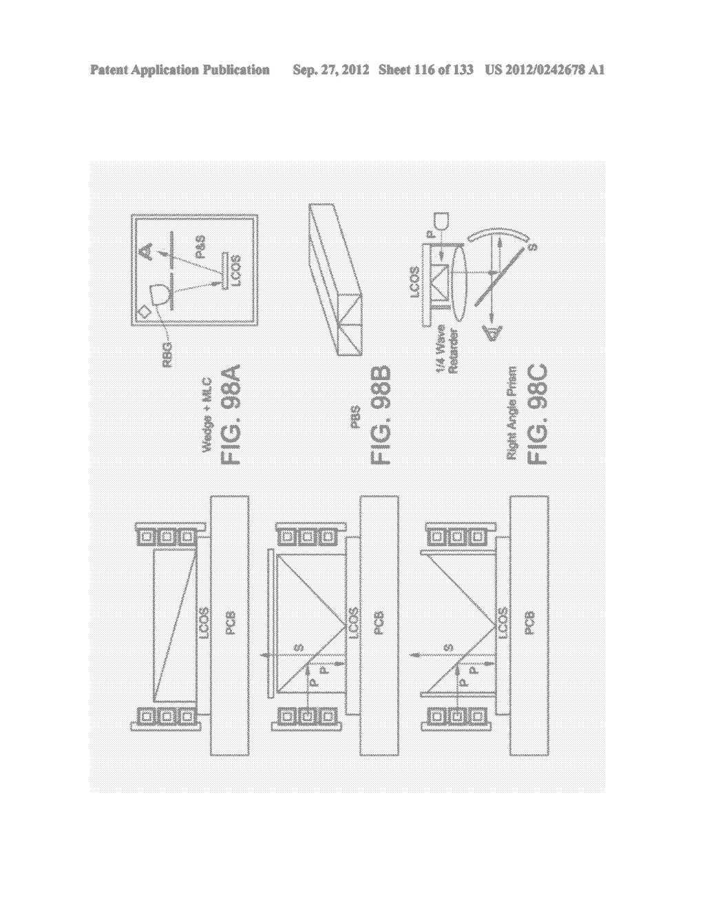 SEE-THROUGH NEAR-EYE DISPLAY GLASSES INCLUDING AN AUTO-BRIGHTNESS CONTROL     FOR THE DISPLAY BRIGHTNESS BASED ON THE BRIGHTNESS IN THE ENVIRONMENT - diagram, schematic, and image 117