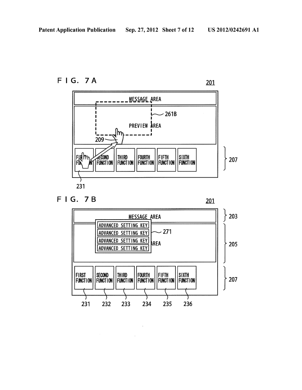 IMAGE FORMING APPARATUS, DISPLAY METHOD, AND NON-TRANSITORY     COMPUTER-READABLE RECORDING MEDIUM ENCODED WITH DISPLAY PROGRAM - diagram, schematic, and image 08