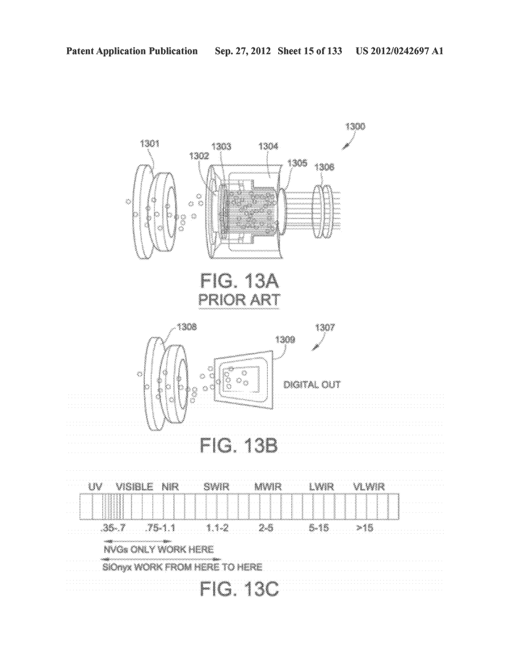 SEE-THROUGH NEAR-EYE DISPLAY GLASSES WITH THE OPTICAL ASSEMBLY INCLUDING     ABSORPTIVE POLARIZERS OR ANTI-REFLECTIVE COATINGS TO REDUCE STRAY LIGHT - diagram, schematic, and image 16